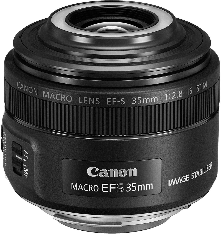 Canon Objectif EF-S 35 mm F 2.8 Macro IS STM