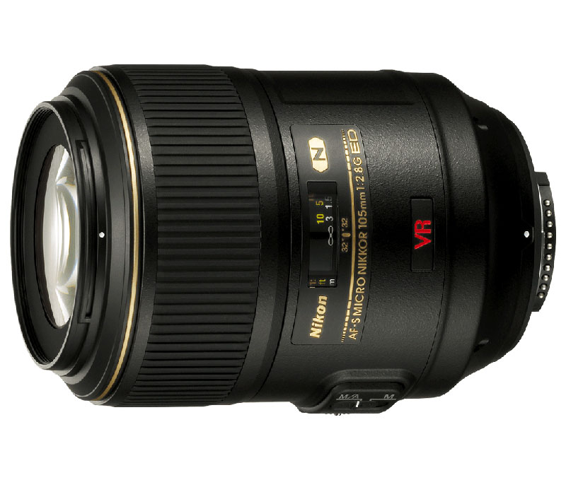 Nikon AF-S 105mm f/2.8 G IF ED VR Micro