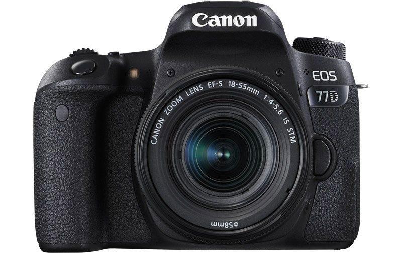 appareil photo macro canon eos 77D