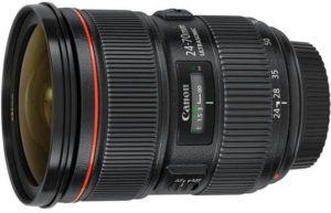 Canon Objectif EF 24-70 mm