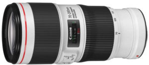 Canon Objectif EF 70-200mm