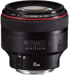 Canon Objectif EF 85mm