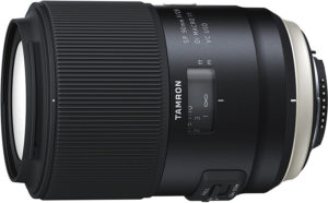 Objectif Tamron SP 90mm F