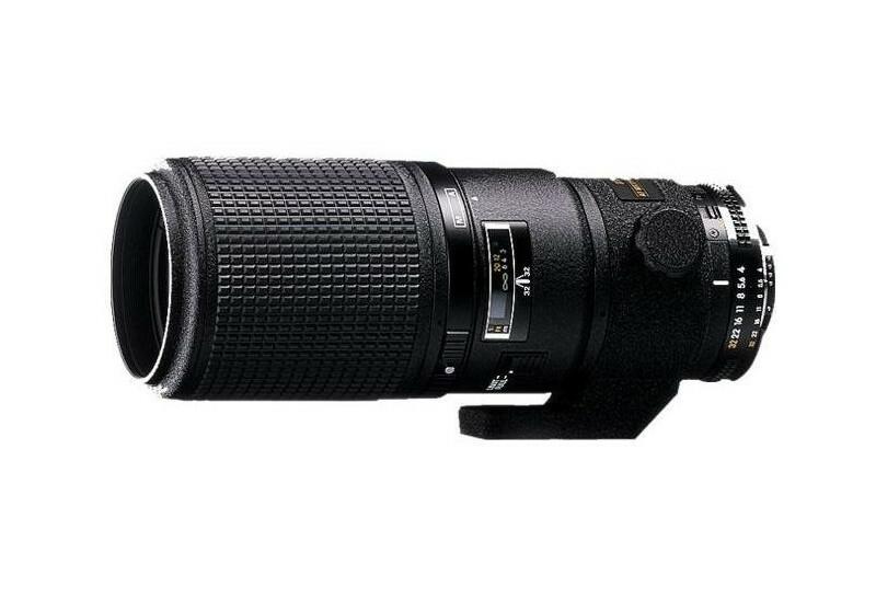Nikon AF 200mm f/4 0 D IF ED MC