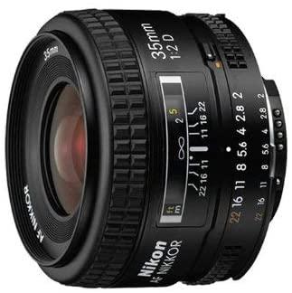 Nikon AF 35mm f/2 0 D