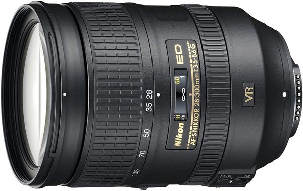 Nikon AF-S 28-300 mm f/3,5-5,6 ED VR