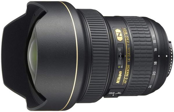 Nikon Objectif Nikkor ED AF-S 14-24 mm