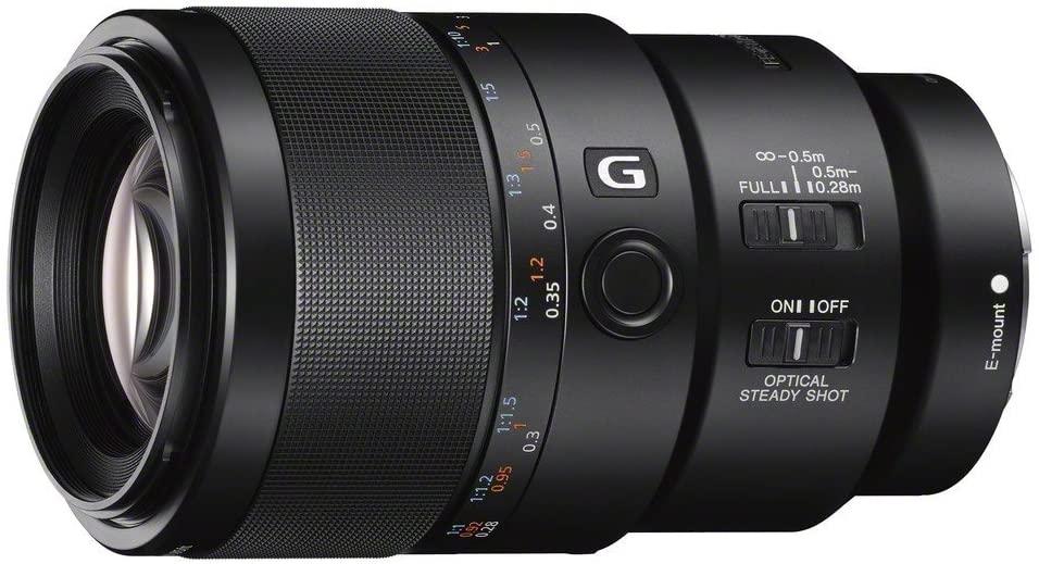Sony Objectif G Macro SEL 90M28G