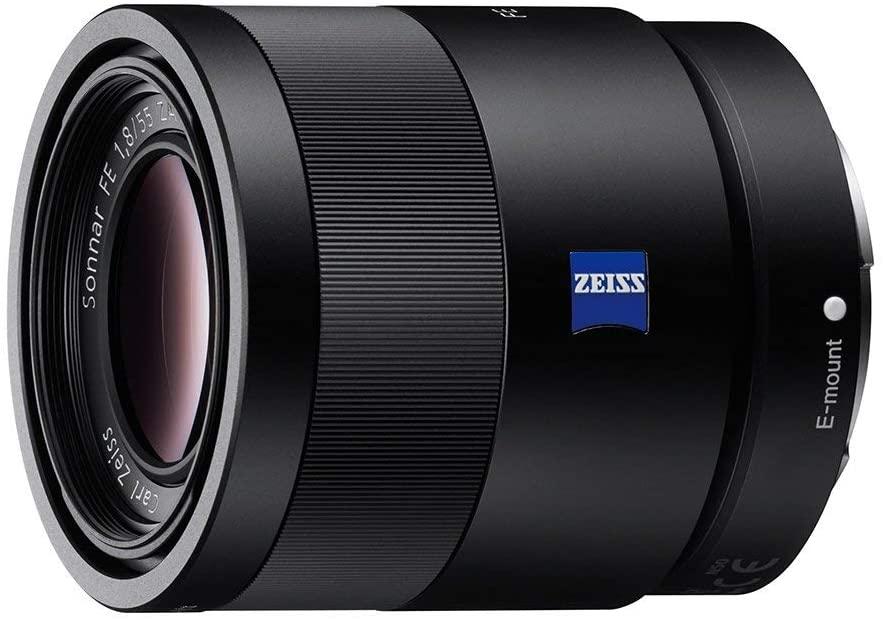 Sony Objectif Zeiss SEL 55F18Z